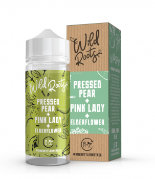 Wild Roots - Pressed Pear 100ml