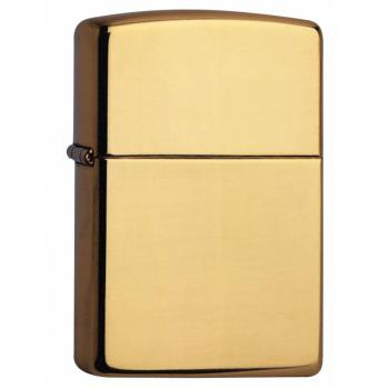 Zippo Brass High Polished -  60001166