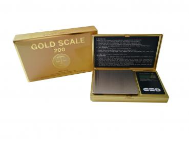 Gold Scale 200 x 0.01 gr.