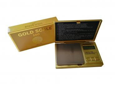 Gold Scale 100 x 0.01 gr.