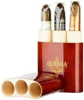 Gurkha Wooden Sampler