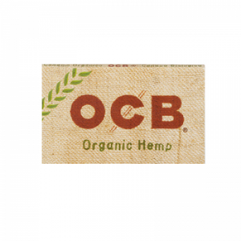 OCB Organic Hemp Double Window 100 Blatt