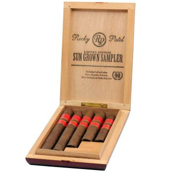 Rocky Patel Sun Grown Sampler