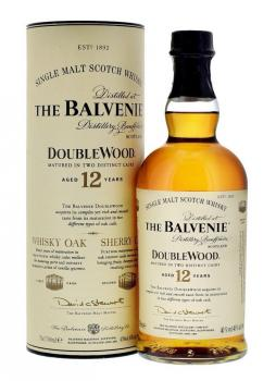 The Balvenie 12 Years Double Wood Single Malt Whisky